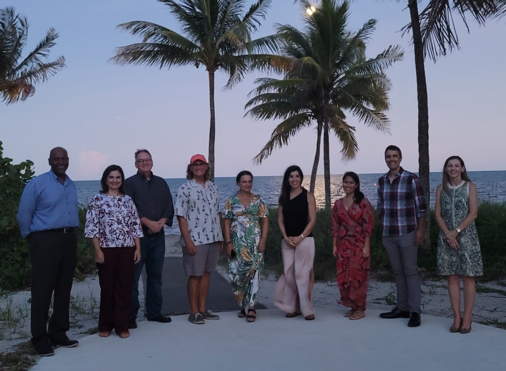 Parks Foundation of Miami-Dade Honors Past Board Members